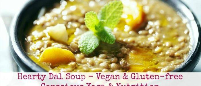 Hearty Dal Soup