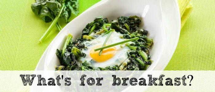 My top gluten-free breakfast suggestions