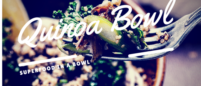 Power up with a Superfood Bowl