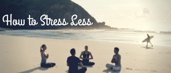 Practical tips to cope with stress ~ get out of overwhelm and into calm