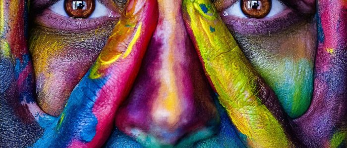Heal your energy through the power of color